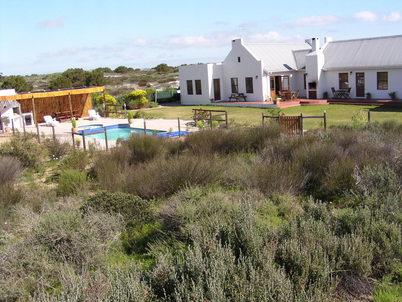 B&B Accommodation Langebaan Affordable Peace & Quiet